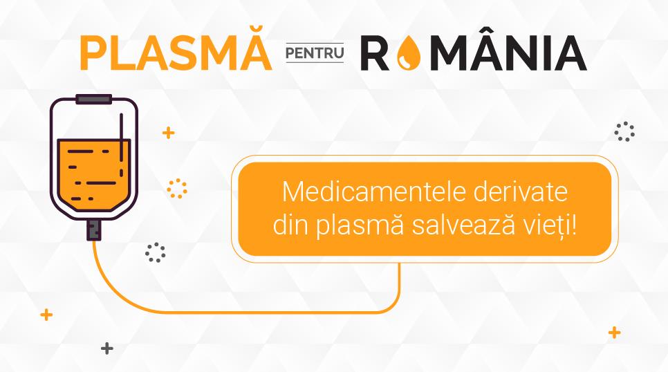 Plasma pentru Romania